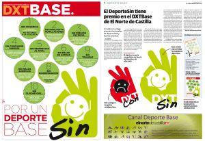 Portada y Contra del Deporte Base (14/02/2013)